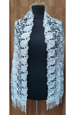 Шарфы, палантины, платки #34