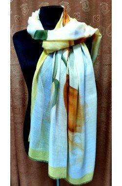 Шарфы, палантины, платки #1